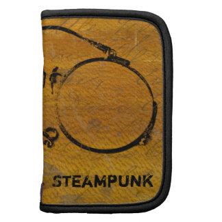 Steampunk Wooden Eyeglasses Folio Mini Folio Planners