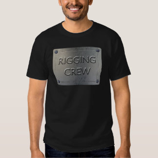Steel Plate 'Rigging Crew' T-Shirt