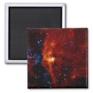 STELLAR BIRTH (outer space) ~ Fridge Magnet