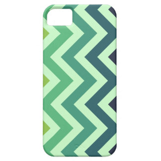 StellaRoot Chevron Fade to Vintage Green Customize iPhone 5 Cover