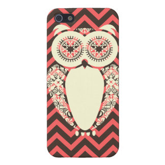 StellaRoot Chevron Ice Cream Damask Owl iPhone 5 Cases