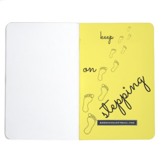 Step by Step Writing Journal