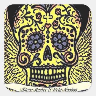 Steve Hester and DejaVooDoo Logo Stickers