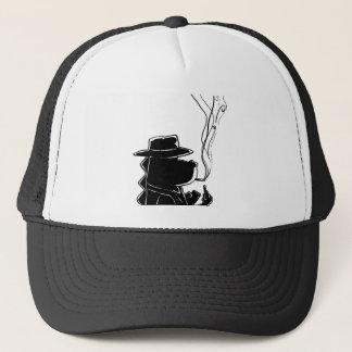 Steve Silloette Trucker Hat