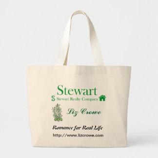 Stewart Realty Tote - Liz Crowe - R4RL