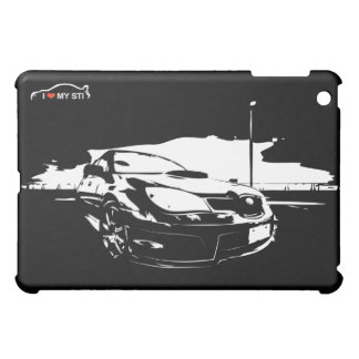 "STI Impreza ""drift"" iPad Mini Covers"