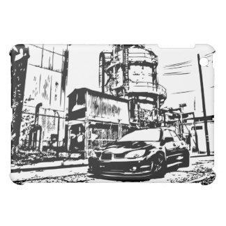 "STI Impreza ""the streets"" iPad Mini Cover"