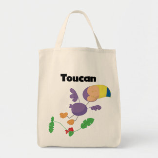 Stick Toucan Tshirts and Gifts Tote Bag
