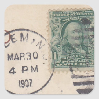 Sticker Stamp Collecting PM Cnx Philately Hobby