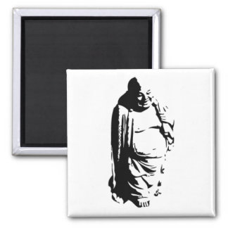 stickers-Asia-Buddha Square Magnet