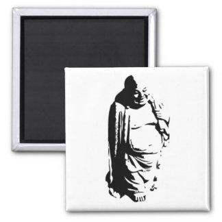 stickers-Asia-Buddha Square Magnet