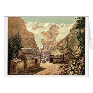 Stilferjoch (i.e., Stilfer Joch), Weisser Knott, T Greeting Card