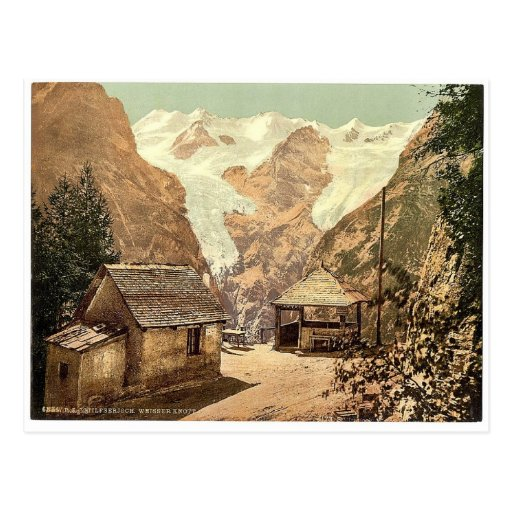 Stilferjoch (i.e., Stilfer Joch), Weisser Knott, T Post Cards