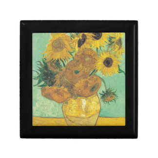 Still Life: Sunflowers - Vincent van Gogh Gift Box