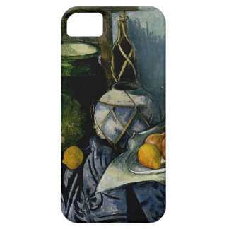 Still Life with a Ginger Jar and Eggplants iPhone 5 Cases