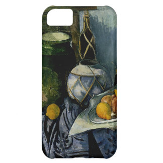 Still Life with a Ginger Jar and Eggplants iPhone 5C Case