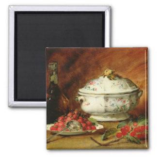 Still Life with a Soup Tureen Magnet