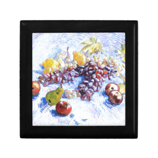 Still Life with Apples, Pears, Grapes - Van Gogh Gift Box