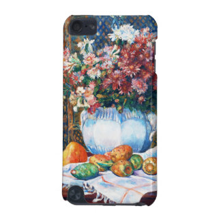 Still Life with Flowers and Prickly Pears Renoir iPod Touch (5th Generation) Cases