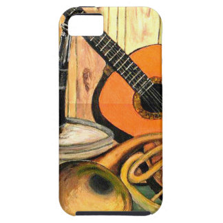Still Life with Musical Instruments iPhone 5 Cover