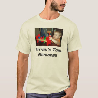 Stitch's Tool Services T-Shirt