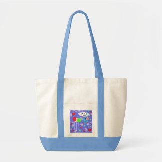 Stock market, baby tote bag