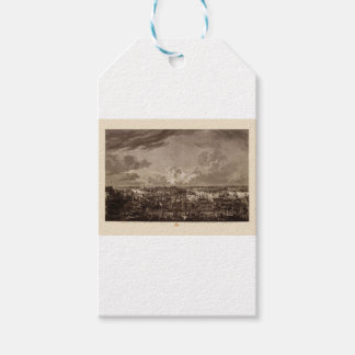 Stockholm 1805 gift tags