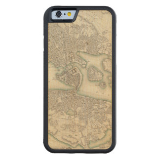 Stockholm Carved Maple iPhone 6 Bumper Case