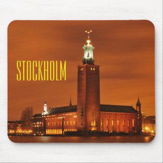 Stockholm City Hall, Sweden Mouse Pad