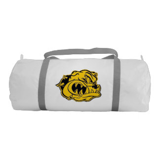 Stockman Jiu-Jitsu Gi White Bag Gym Duffel Bag
