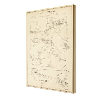Stoddard, Cheshire Co Canvas Print