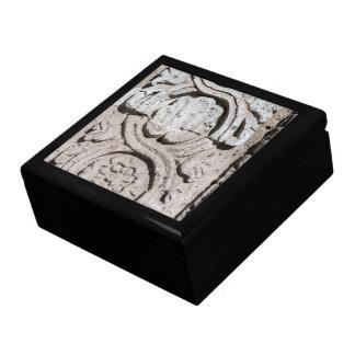Stone art gift box