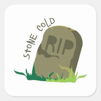 Stone Cold Sticker