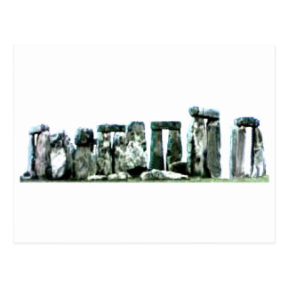 Stonehenge The MUSEUM Zazzle Gifts Postcards