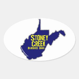 Stoney Creek - WEST VIRGINIA Sticker Sheet
