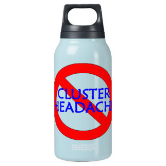 Stop CH Insulated Water Bottle