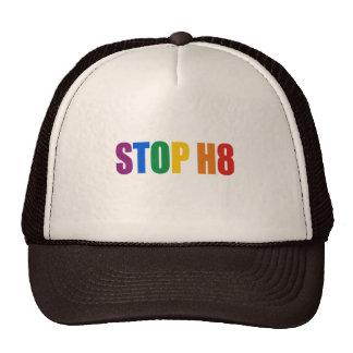 STOP H8 TRUCKER HATS