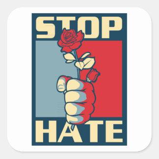 Stop Hate ... wow! Sticker sheet
