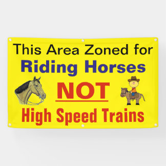 Stop High Speed Rail From Destroying Rural America