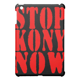 STOP KONY NOW  CASE FOR THE iPad MINI