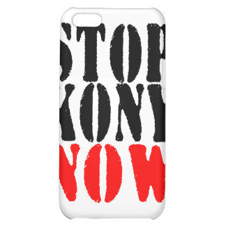 STOP KONY NOW i Cover For iPhone 5C