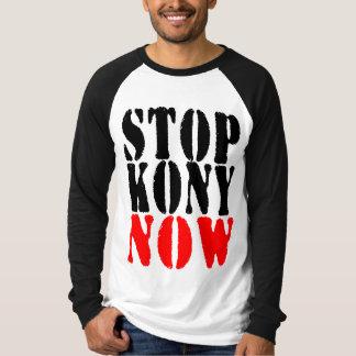 STOP KONY NOW Shirt