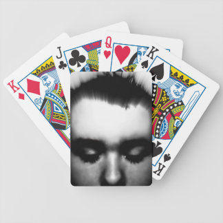 STOP LIVING A LIE BICYCLE PLAYING CARDS