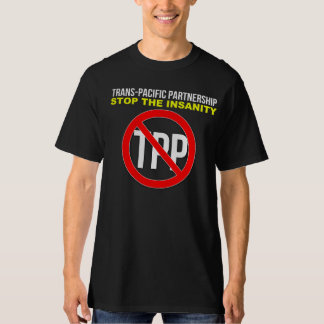 STOP TPP men's shirt