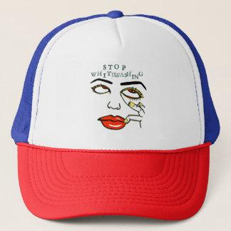 Stop Whitewashing Trucker Hat
