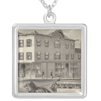Store property of Osborne Curtis, Squan Village Silver Plated Necklace