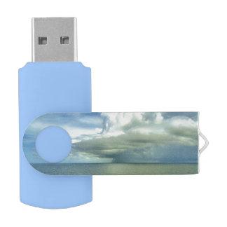 Storm At Sea USB Flash Drive