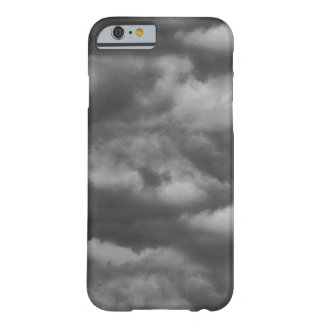 Storm Clouds Barely There iPhone 6 Case