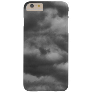 Storm Clouds Barely There iPhone 6 Plus Case