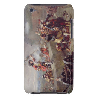 Storming the Battlements (oil on canvas) Barely There iPod Covers
